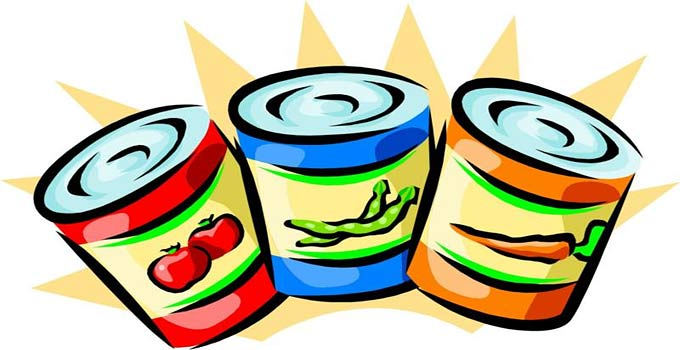 Canned Food for Preparedness