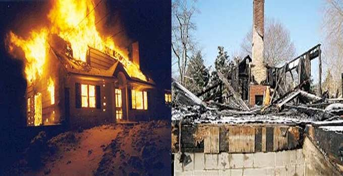 Chimney Fire: Wood Stove & Fireplace Safety