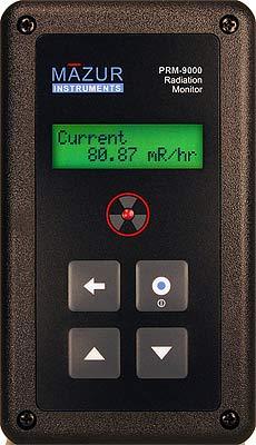 MAZUR PRM-9000 Radiation Detector