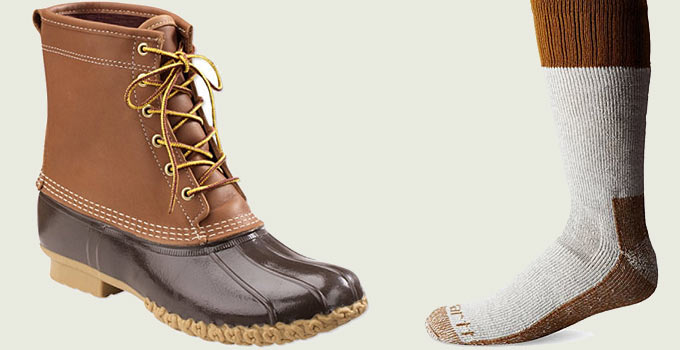 Cold Weather Boot Socks Need Wiggle Room | Size Boots Accordingly