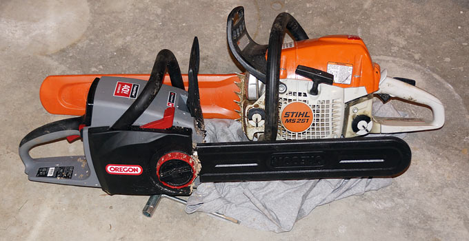 Chainsaw Introduction for the Preparedness-Minded