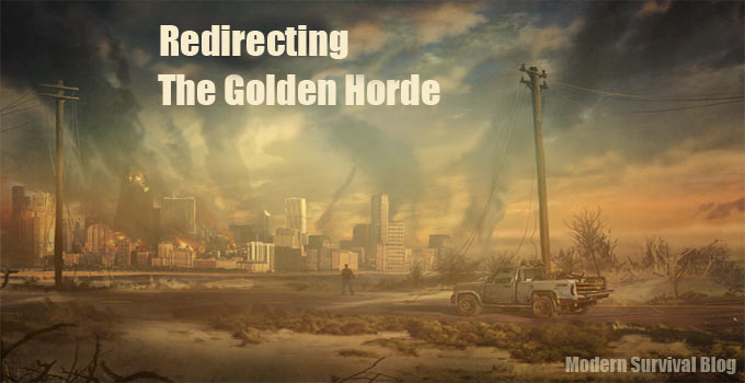 The Golden Horde – Redirecting & Misdirection
