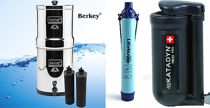 Water Filter – A Survival Prep 'Must Have'
