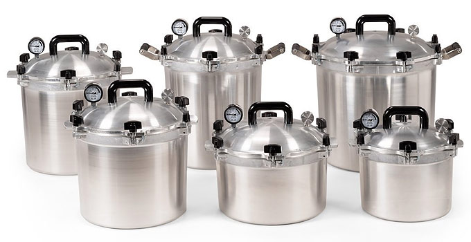 All American Pressure Canner That Will Last Forever…