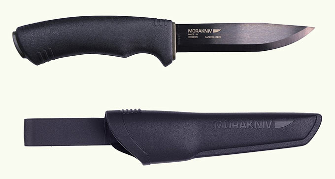 Morakniv Bushcraft Knife
