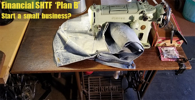 Personal Financial SHTF Plan B