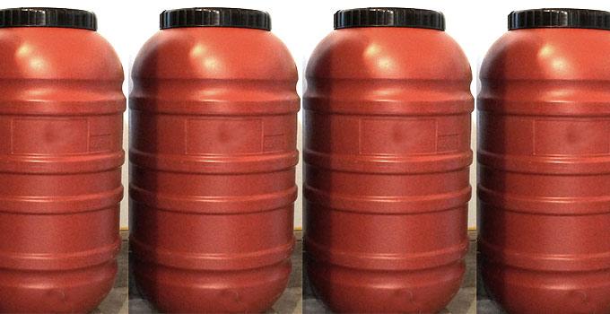 olive barrels