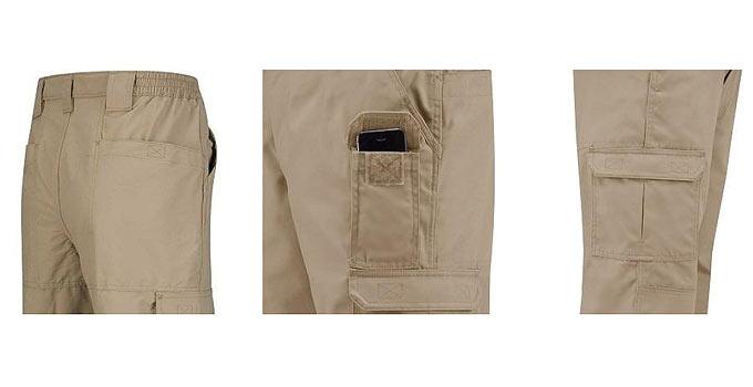tactical pants pockets
