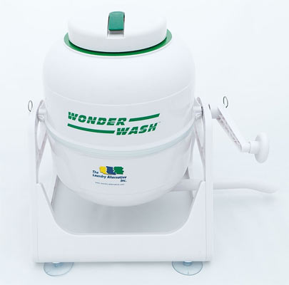 hand crank portable washing machine