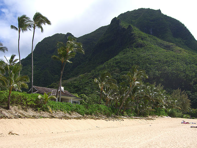 Kauai Tunnels Beach