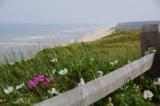Cape Cod outer shoreline
