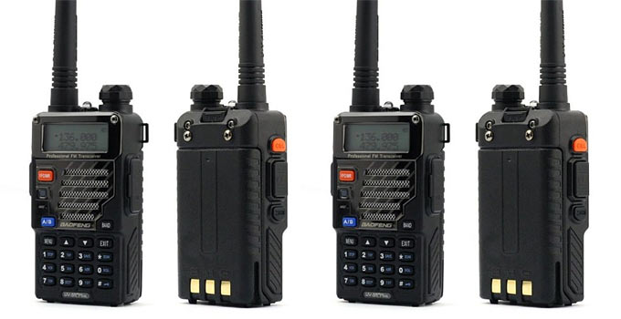 radio communications post SHTF