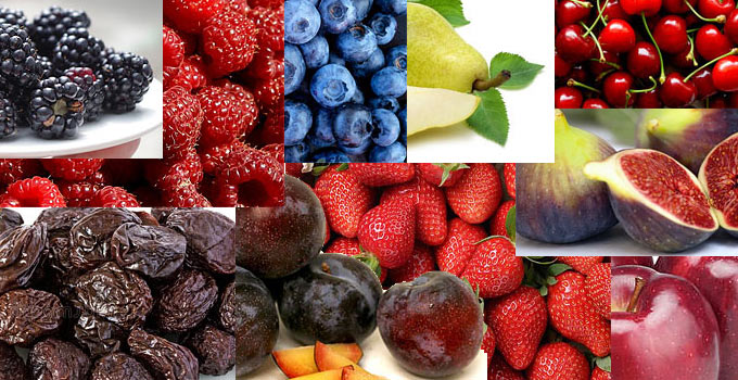 Best Antioxidant Fruits