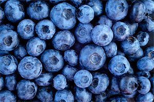 Blueberries ORAC value