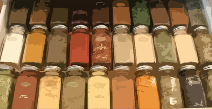 Favorite Spices – Long Term Storage 'Must Have' Spices