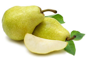 Pears ORAC value