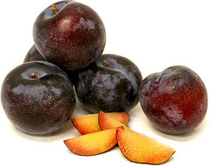 Plums ORAC value