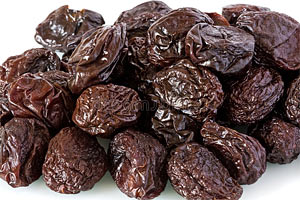 Prunes ORAC value