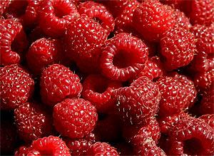 Raspberries ORAC value