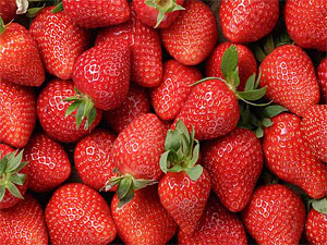Strawberries ORAC value