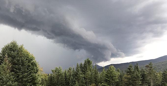 Severe Thunderstorm, My Radar App, and a Weather Alert Radio