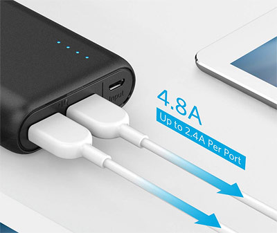 ANKER power bank, ultra capacity