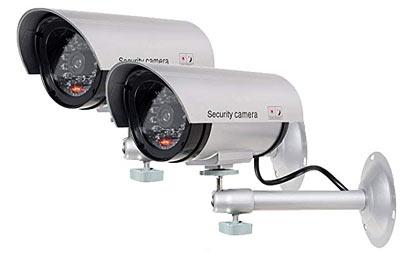 Fake security camera