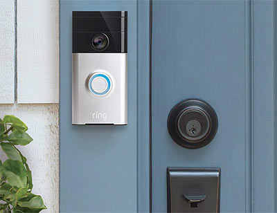 Video doorbell by Ring