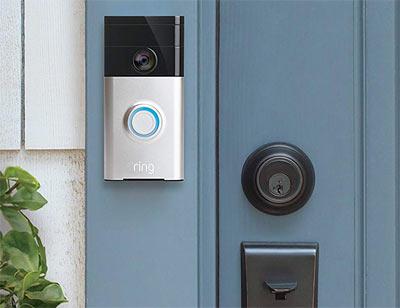 Video doorbell by Ring