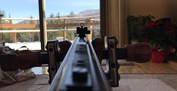 RWS-34 sight line