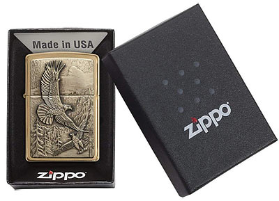 Zippo Lighter made in the USA