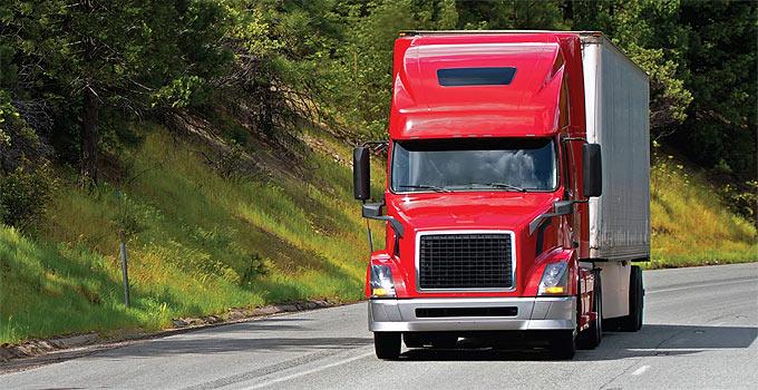 Trucks across America
