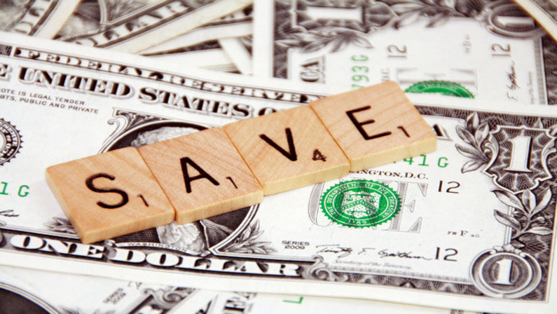 five ways to save money on a tight budget