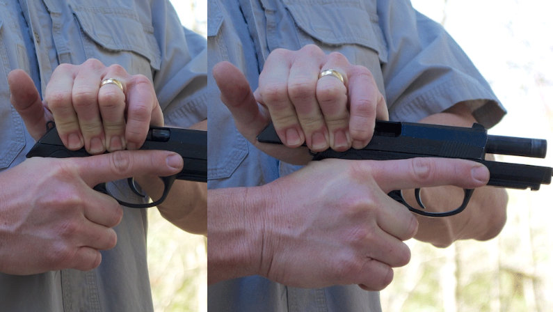 Concealed Carry with an Empty Chamber is Safer | Myth