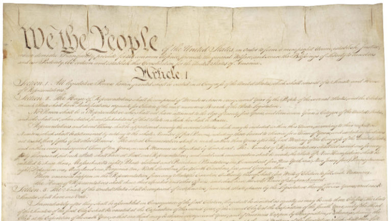 Our Security is in The Constitution – But it's Under Attack – Now What?