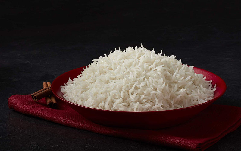 Basmati rice from India has the least amount of arsenic.