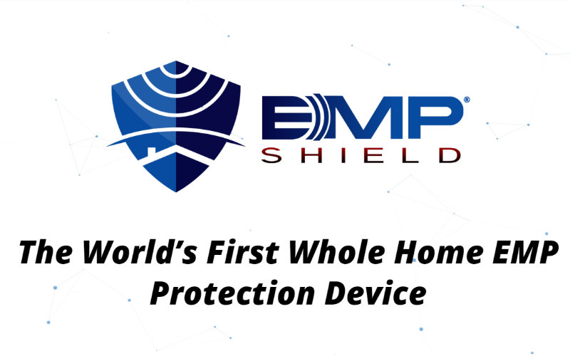 Home EMP Shield protection from lightning and EMP pulse.