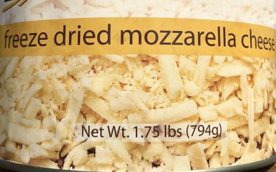 Bulk Freeze Dried or Dehydrated Food Storage | Eat It! Test It!