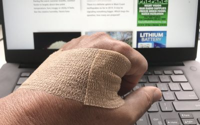 Stretch Wrap Self Adhering Bandage | A Must-have First Aid Supply