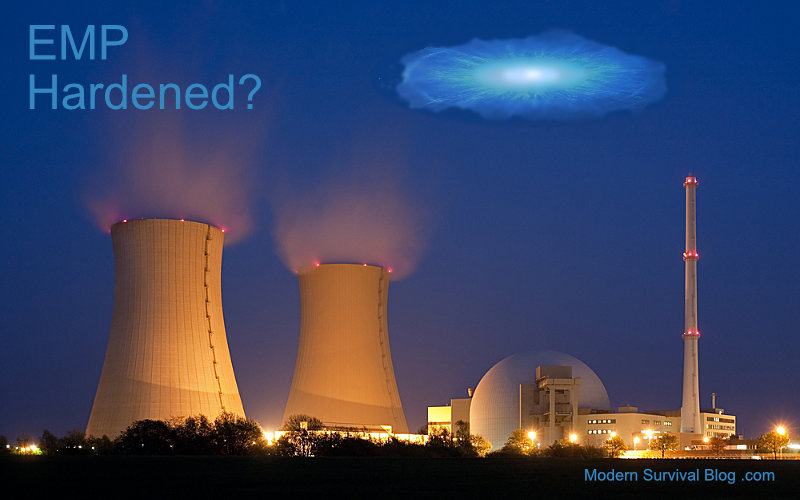 NRC Says Will Not Protect Nuclear Plants Against EMP – Not My Job
