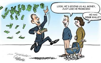Spending Other Peoples Money On Other People |  The Government Way