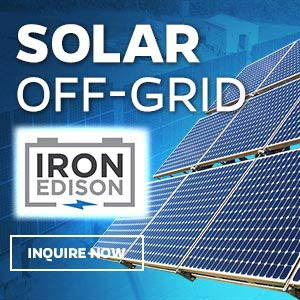 Off Grid Solar - IronEdison.com