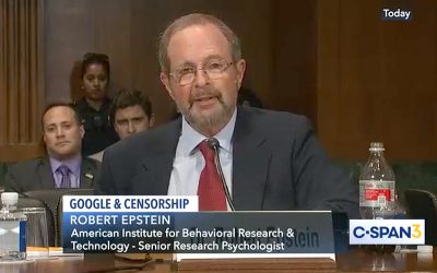 WHISTLE BLOWER: Big Tech Will Swing The Election in 2020