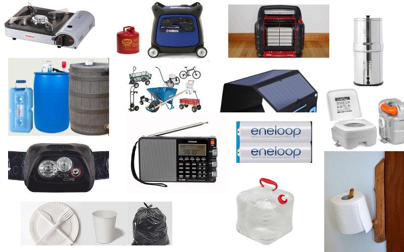 Additional Supplies & Gear (Level 2 Prepping & Preparedness)