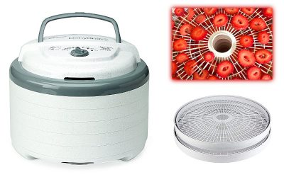 NESCO Food Dehydrator, FD-75A Snackmaster Pro  | 1st Choice For Entry