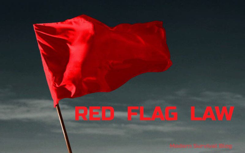 Red Flag Laws are open for abuse
