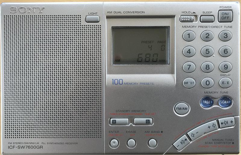 Best Shortwave Radio For Travel | Portable | Handheld