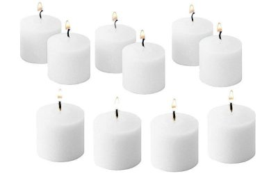Candles For Preparedness | Cost Per Hour To Burn