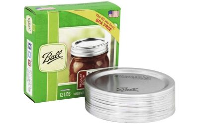 Can I Reuse Canning Lids on My Jars? Some Say Yes, Most Say No