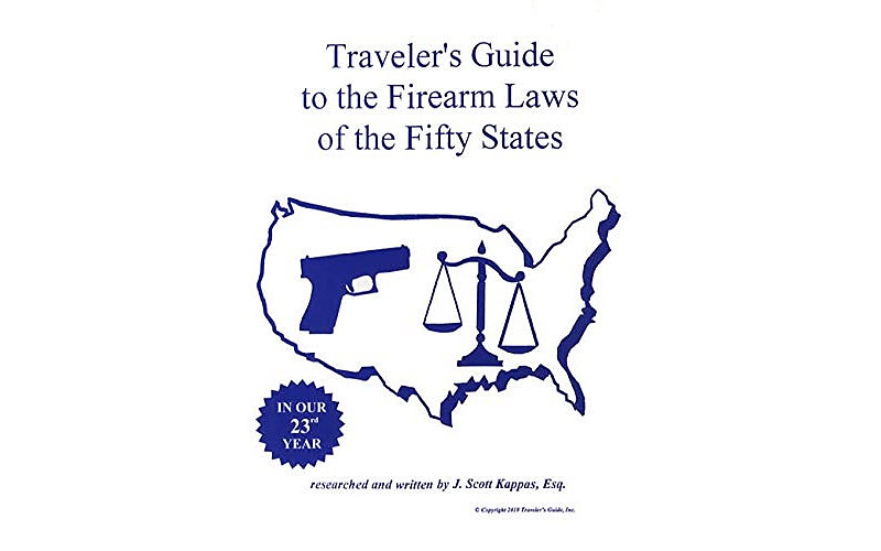 firearms laws of the fifty states